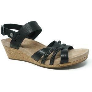 Ugg Serinda Slingback Sandals Cork Size 8.5